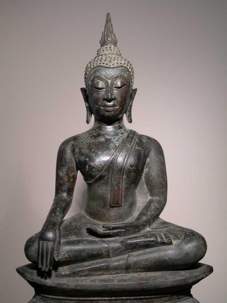 5:  Centraal Thailand (Ayuthaya), 16e eeuw (Thaise collectie)